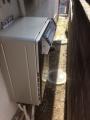 給湯器取替工事/浴室暖房乾燥機 兵庫県尼崎市 RVD-E2401AW2-1-A-set-13A