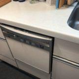 ビルトイン食洗機交換工事 兵庫県明石市 RSW-404A-SV