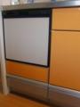 ビルトイン食洗機交換工事 新潟県新潟市西区 RSW-404A-B