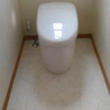 トイレ交換工事 静岡県静岡市駿河区 CES9768FR-NW1
