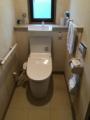 トイレ 便座交換工事 宮城県仙台市泉区 XCH3013WST