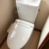 トイレ交換工事 神奈川県横須賀市 BC-ZA10AH-DT-ZA180AH-BW1
