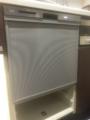 ビルトイン食洗機交換工事 神奈川県相模原市緑区 RSW-404LP