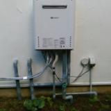 ガス給湯器 ビルトインガスコンロ トイレ交換工事 静岡県熱海市 YBC-CH10S-DT-CH184A-BW1