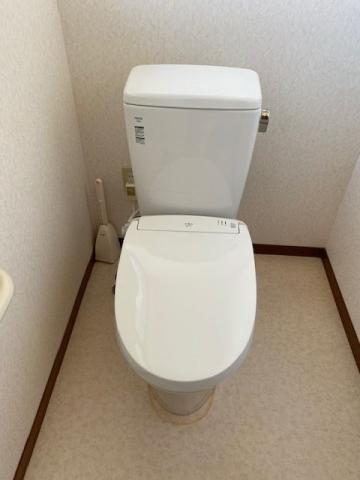 トイレ交換工事 大分県中津市 CW-EA23QC-BW1