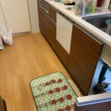 ビルトイン食洗機交換工事 大阪府大阪市西区 EW-45L1SM