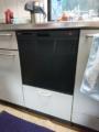 ビルトイン食洗機交換工事 千葉県船橋市 RSW-404A-B