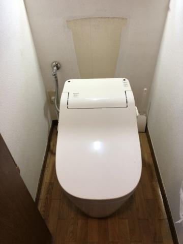 トイレ交換工事 神奈川県横浜市都筑区 XCH1411ZWS-N