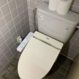 便座交換工事 東京都練馬区 TCF6622-SC1