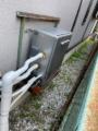 ガス給湯器交換工事 滋賀県東近江市 RUF-E2405AG-B-set-LPG