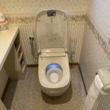 トイレ交換工事 福岡県田川市 YBC-G30S-DV-G318-N-BN8