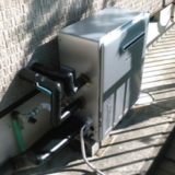 ガス給湯器交換工事 静岡県静岡市清水区 RUF-E2008SAG-B-set-LPG