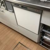 ビルトイン食洗機交換工事 神奈川県川崎市多摩区 RSW-404A-SV
