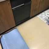 ビルトイン食洗機交換工事 大阪府和泉市 RSWA-C402C-B