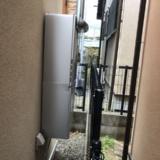 ガス給湯器交換工事 兵庫県宝塚市 RUF-E2406SAW-set-13A