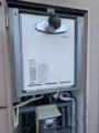 ガス給湯器 ビルトインガスコンロ交換工事 兵庫県神戸市西区 RUF-A1615SAT-B-set-13A