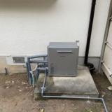 ガス給湯器交換工事 福岡県福岡市城南区 RUF-E2008AG-B-LPG