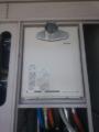 ガス給湯器 ビルトインガスコンロ レンジフード交換工事 東京都江東区 RUF-A2005AT-B-set-13A