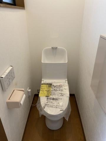 トイレ交換工事 東京都葛飾区 CES9151-NW1