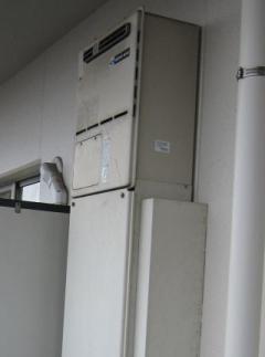 ガス給湯器 トイレ 蛇口 蛇口 アクセサリー交換工事 千葉県松戸市 RVD-E2405AW2-3-A-set-13A