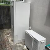 エコキュート交換工事 兵庫県神戸市西区 EQN37VFV-set