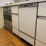 ビルトイン食洗機交換工事 兵庫県神戸市東灘区 NP-45VD9S
