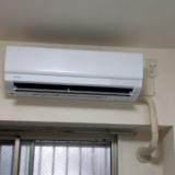 エアコン交換工事 神奈川県川崎市川崎区 RAS-2210TS-W-set