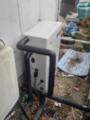 石油給湯器交換工事 山梨県甲府市 UIB-NX37R-MD