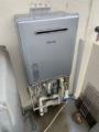 ガス給湯器交換工事 神奈川県川崎市多摩区 RUF-E2406SAW-set-13A