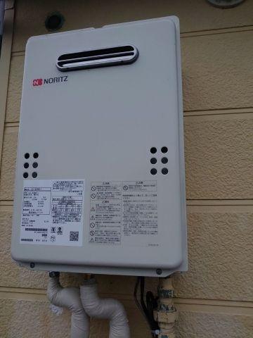 ガス給湯器交換工事 神奈川県横浜市磯子区 GQ-1639WS-1-set-13A