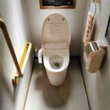 トイレ交換工事 山梨県上野原市 XCH301WS
