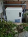 石油給湯器交換工事 石川県河北郡津幡町 UIB-SA471-M
