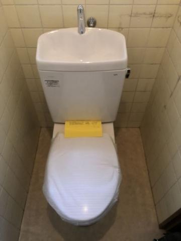 トイレ交換工事 東京都杉並区 CS232BM-planA-NW1