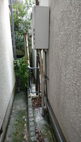 ガス給湯器交換工事 奈良県奈良市 GT-C2062SAWX-2-BL-set-13A